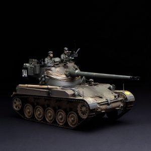 Miniature Stories miniature AMX-13 SM1 1/26 Tank Model Tank Cover
